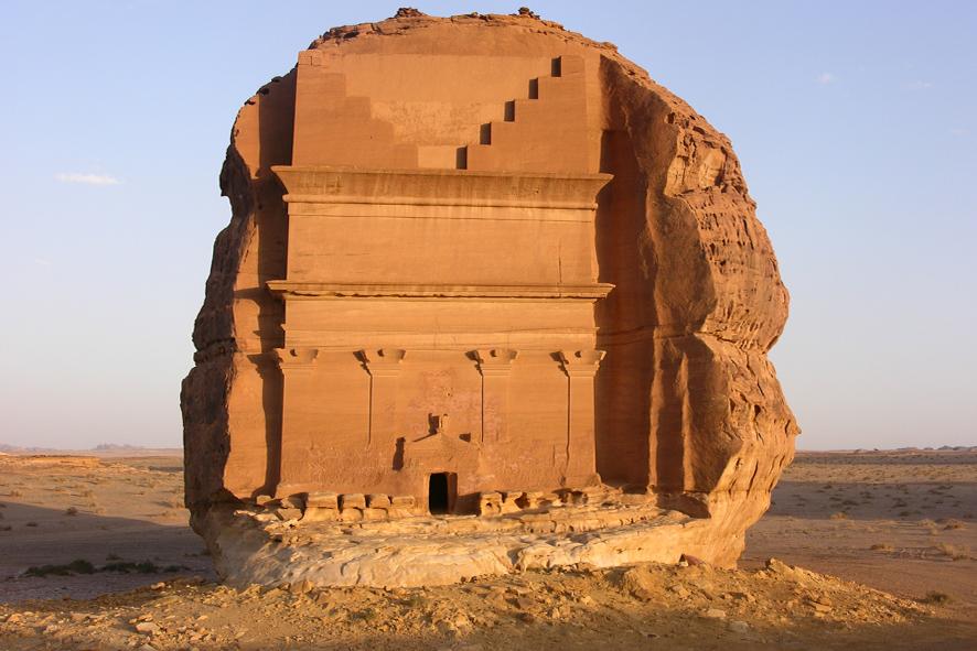 Arabia Saud 237 Abre Al Turismo Madaen Saleh Una Milenaria