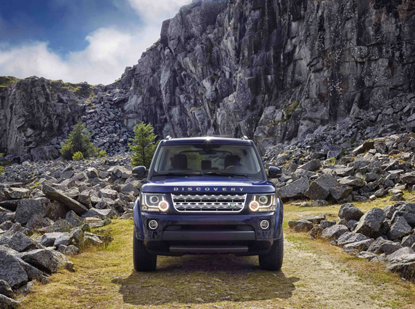 Land Rover Discovery - autos nuevos