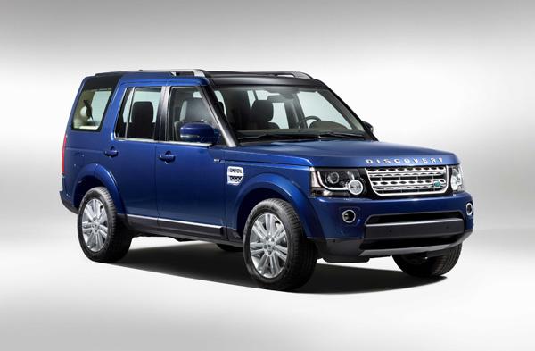 Land Rover Discovery 2014 - Novedades de coches