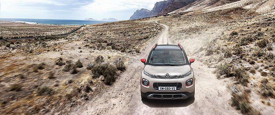 Nuevo Citroën C3 Aircross, el SUV más compacto y habitable del segmento