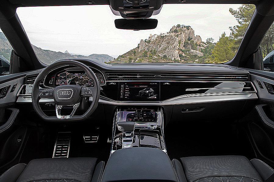 Llega el nuevo Audi Q8, el SUV más deportivo de la marca de los cuatro aros