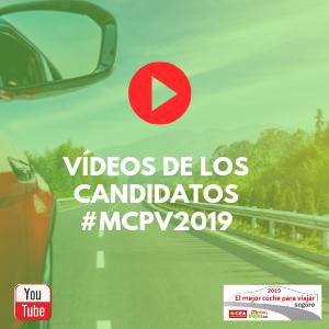 Videos candidatos #MCPV2019