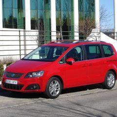 Seat Alhambra 2.0 TDI CR  170 CV DSG  Style