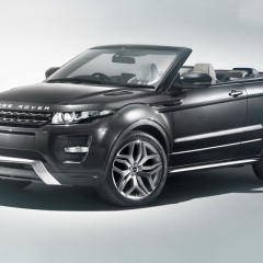 Range Rover Evoque descapotable