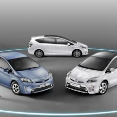 Toyota entrega su híbrido 4 millones