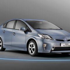 Homologado el Toyota Prius enchufable