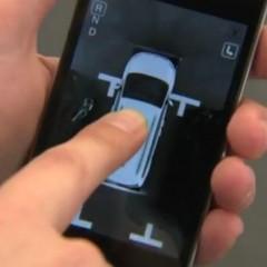 Aparca tu coche desde tu iPhone