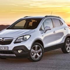 Opel Mokka, un SUV muy compacto