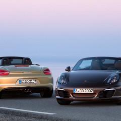 Porsche ofrece el mejor Boxster
