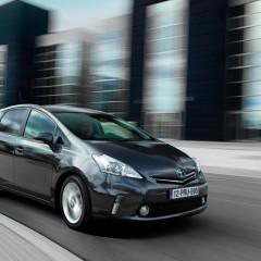 Toyota presenta un Prius para siete plazas