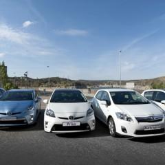 Toyota, la marca con más oferta de híbridos