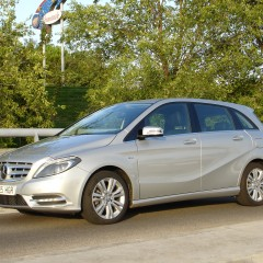 Mercedes B 200 CDi BlueEFFICIENCY