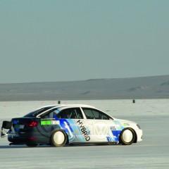 Volkswagen Jetta, el híbrido más rápido.