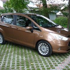 Ford B-Max Titanium 1.0 Ecoboost Auto S&S