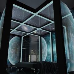La habitación del futuro en Fiturtech 2013