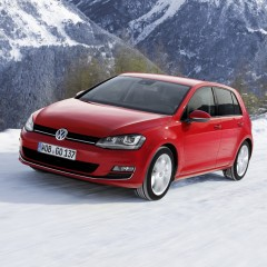 Contacto con el VW Golf 4-Motion