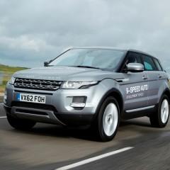 Transmisión de 9 relaciones para Land Rover