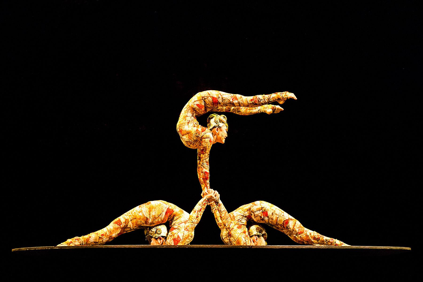 El Cirque Du Soleil Vuelve A Madrid El 1 De Marzo