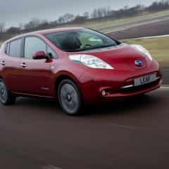 Nissan Leaf mejorado