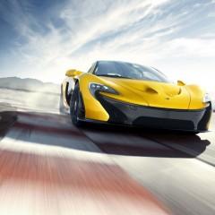 Más fotos del McLaren P1 – Sorpresa híbrida