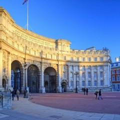Armani abrirá un hotel en el Arco del Almirantazgo de Londres