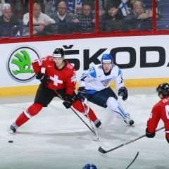 El Octavia Combi, vehículo oficial del Campeonato del Mundo de Hockey Hielo