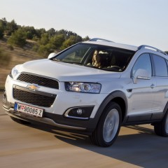 Chevrolet mejora el Captiva