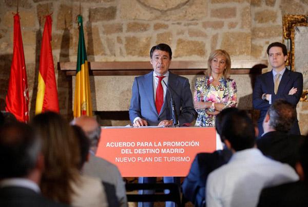 La comunidad de madrid toma medidas para impulsar el for Oficina de turismo de la comunidad de madrid