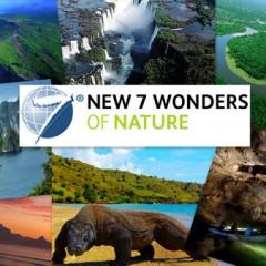 Las 7 Maravillas Naturales del Mundo se promocionarán juntas