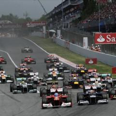 Cuenta atrás para el Gran Premio de España de Fórmula1 2013