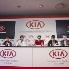 Kia, con la calidad y el talento