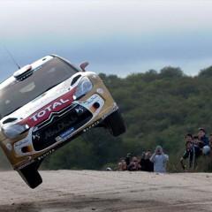Loeb gana en Argentina por octavo año consecutivo