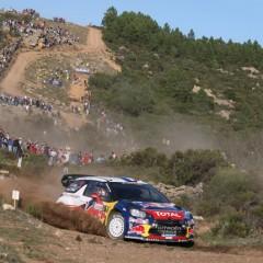 Llega Cerdeña, el ecuador del Mundial de Rallyes 2013