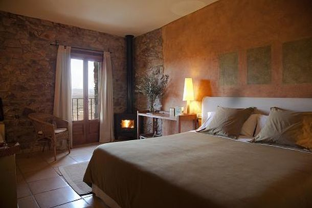 Hoteles con encanto castell n a for Jardin vertical castellon