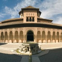 Google muestra por primera vez un monumento por dentro y ha elegido la Alhambra