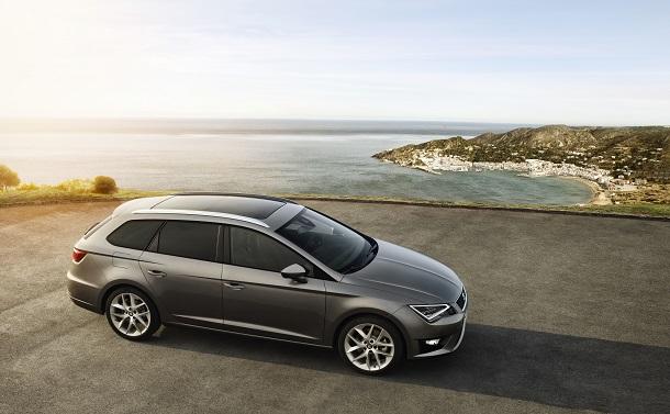 Ya se pueden realizar pedidos del nuevo Seat León ST