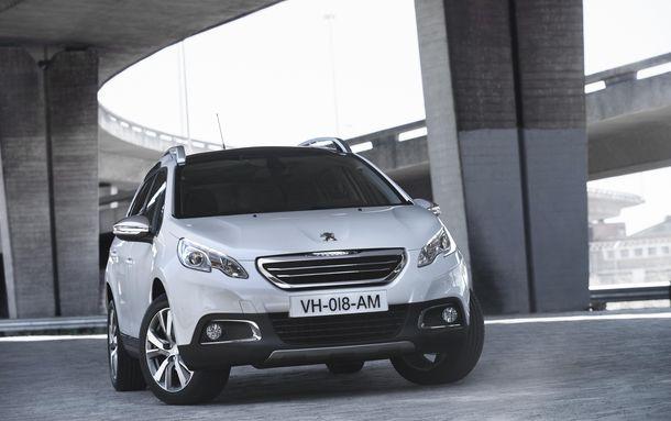 Peugeot 2008 1.6i VTi Allure
