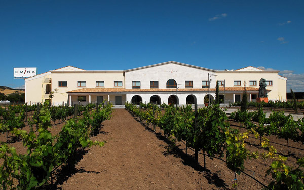 Turismo enologico-Ruta del Vino de Rueda-Bodega Emina2