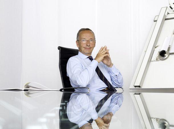 Walter de Silva y Audi crean un sillón de diseño
