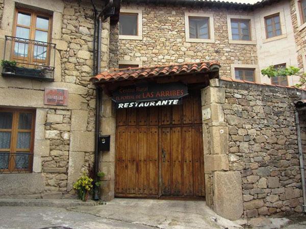 Escapadas-Arribes del Duero-Restaurante El Portal de los Arribes1