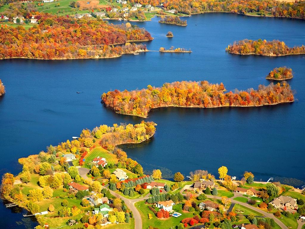 Alojamiento en Minnesota -Estados Unidos-. Foto. Cedida por Homeaway