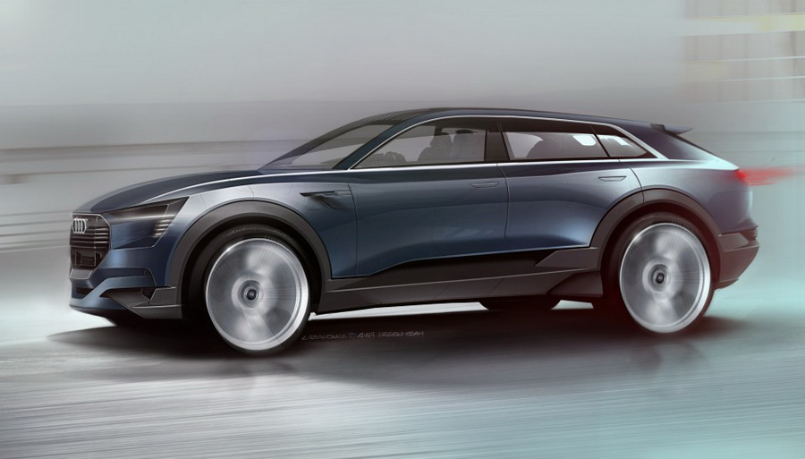 Audi quattro e-tron concept_4