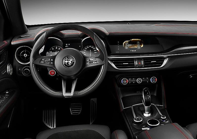 El Alfa Romeo Stelvio consigue cinco estrellas Euro NCAP