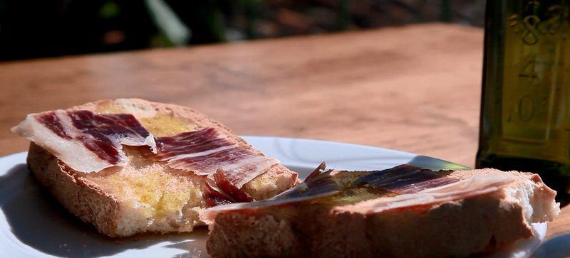 El Jamón Ibérico de Huelva tiene fama internacional