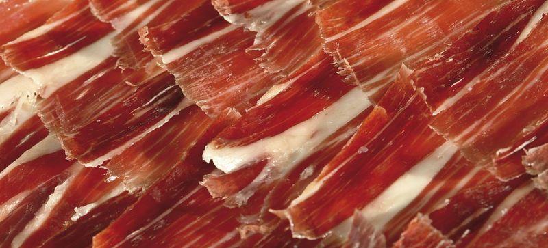 El jamón de Jabugo es el rey de la gastronomía de la Sierra de Huelva