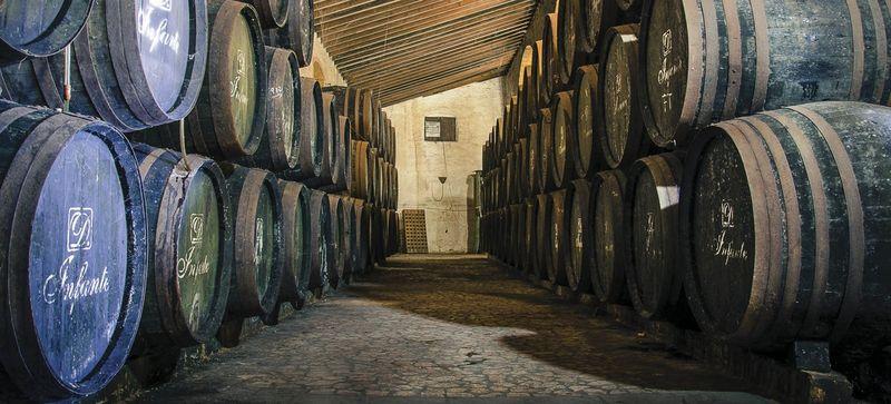 """Los vinos de Huelva son mayoritariamente blancos, elaborados a partir de la uva autóctona """"zalema"""""""