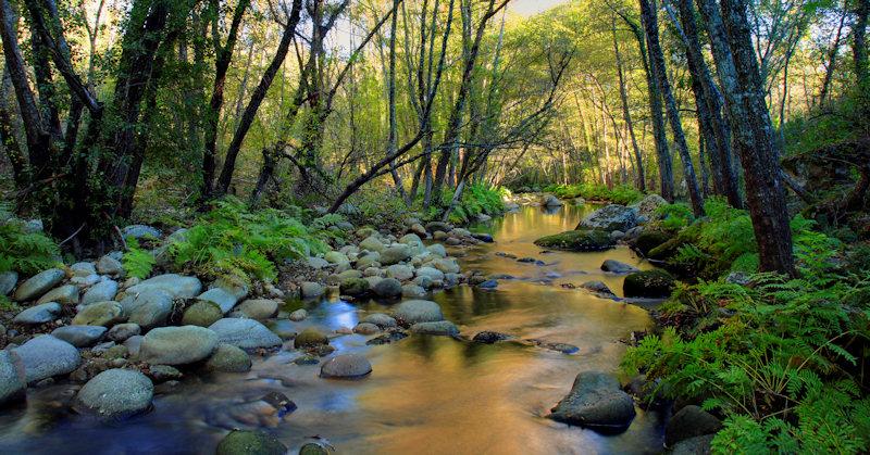 Las Batuecas, en la provincia de Salamanca, es un valle mágico