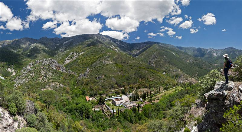 La Sierra de Francia, en la provincia de Salamanca