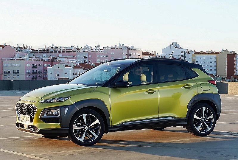 Hyundai Kona, elegante, expresivo y aventurero
