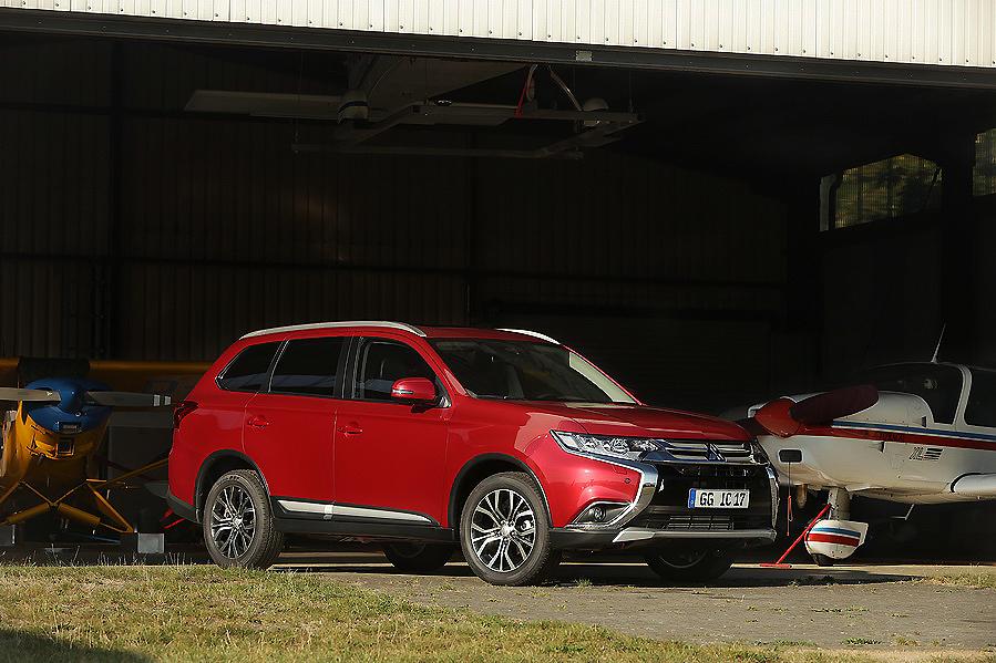 El Mitsubishi Outlander 7 plazas gasolina inicia su comercialización